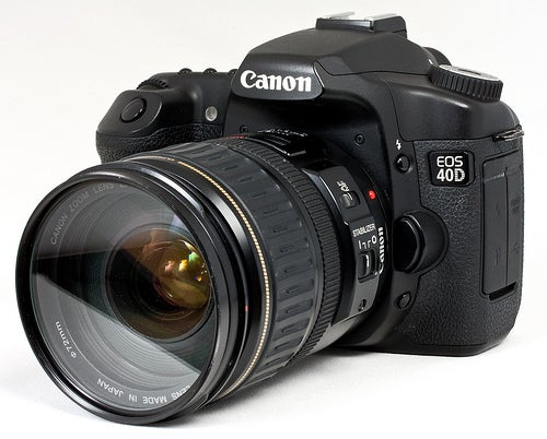 So I May Have Found My Father's Long Lost 40D