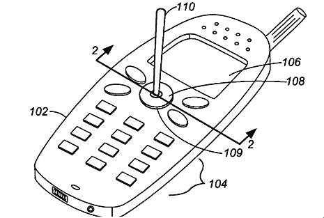 Nokia Patent Morphs Your Stylus into a Cell Phone Joystick