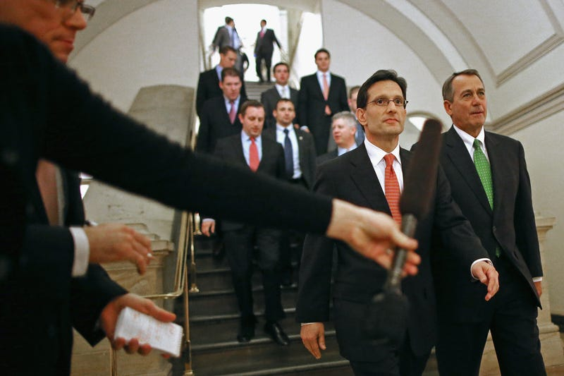 We Will Avoid the Fiscal Cliff Because the Members of the House Are Tired and Want to Go Home