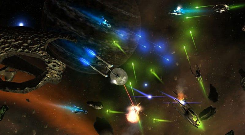 Star Trek D-A-C, Texas Cheat 'Em Beam To Xbox Live Arcade This Week