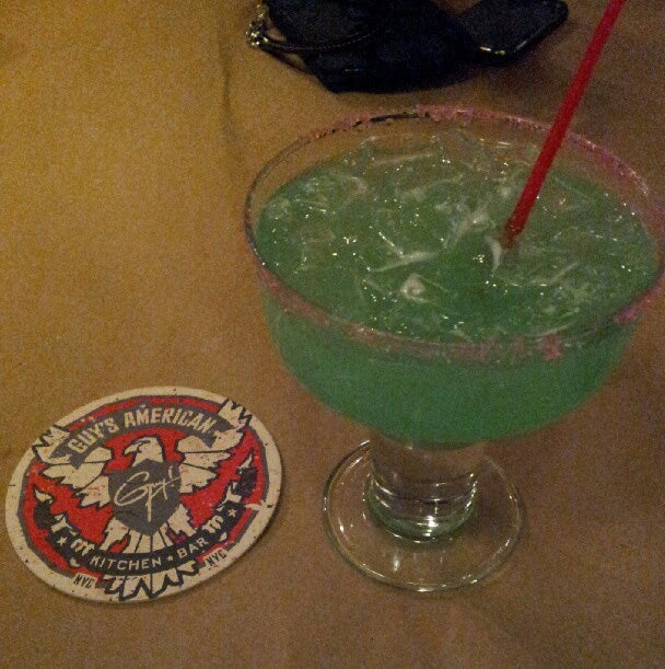 Guy Fieri Removes 'Nuclear Waste' Margarita From Restaurant's Menu