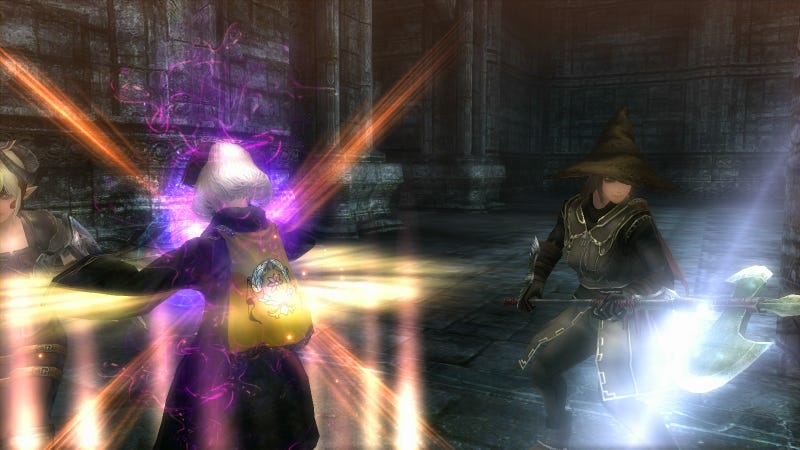 Wizardry Online Doesn't Look Like any Wizardry I Know