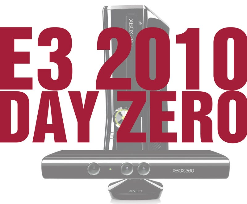 E3 Recap: Day Zero