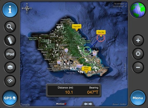 MotionX-GPS HD iPad App Looks Even Better Than iPhone Version