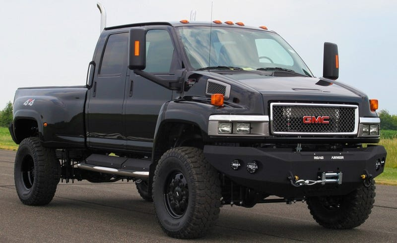 GM Kills Ironhide, Ceases Production Of TopKick, Kodiak
