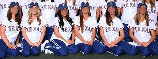 The One Where The Texas Rangers Inform Us Their Six-Shooters Are Not Whores