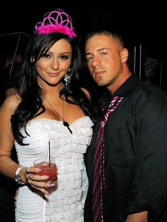 JWoww's Ex Tenderly Describes Her Cellulite