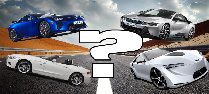 This Is Your BMW-Toyota Sports Car Bullshit Roundup