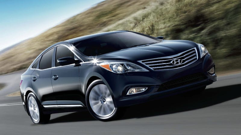 2012 Hyundai Azera: Forgettable crap no more!