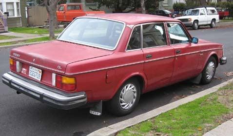 1980 Volvo DL