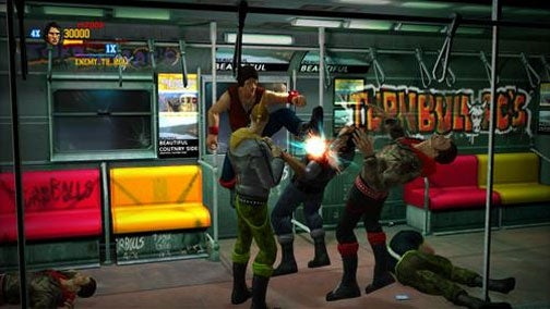 The Warriors Come Out To Play On XBLA This Summer