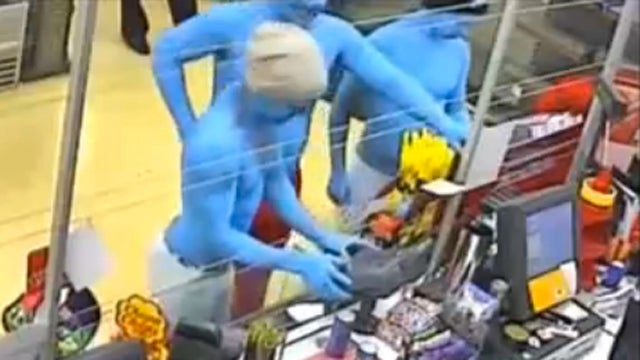 What the Smurf? Australian Police Seek Four Smurf Suspects in Crime Spree