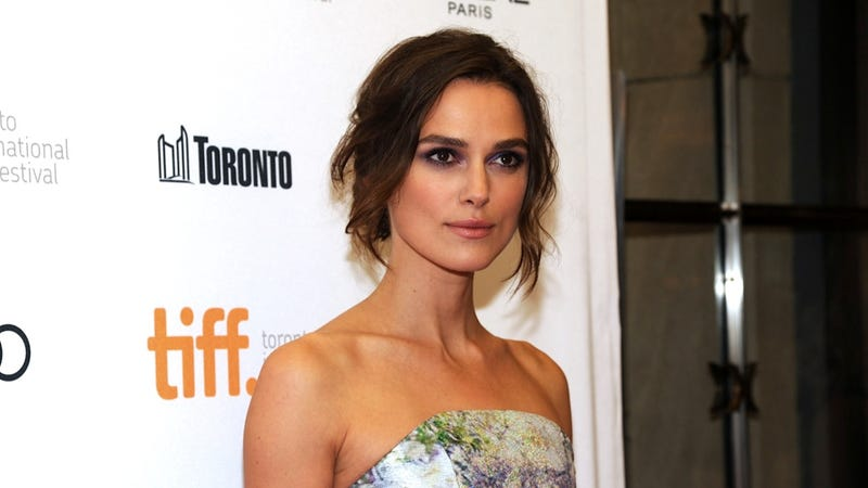 Keira Knightley Wants the Stupids to Stop Using 'Feminist' as an Insult