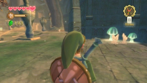Skyward Sword Running On PC Looks Gorgeous