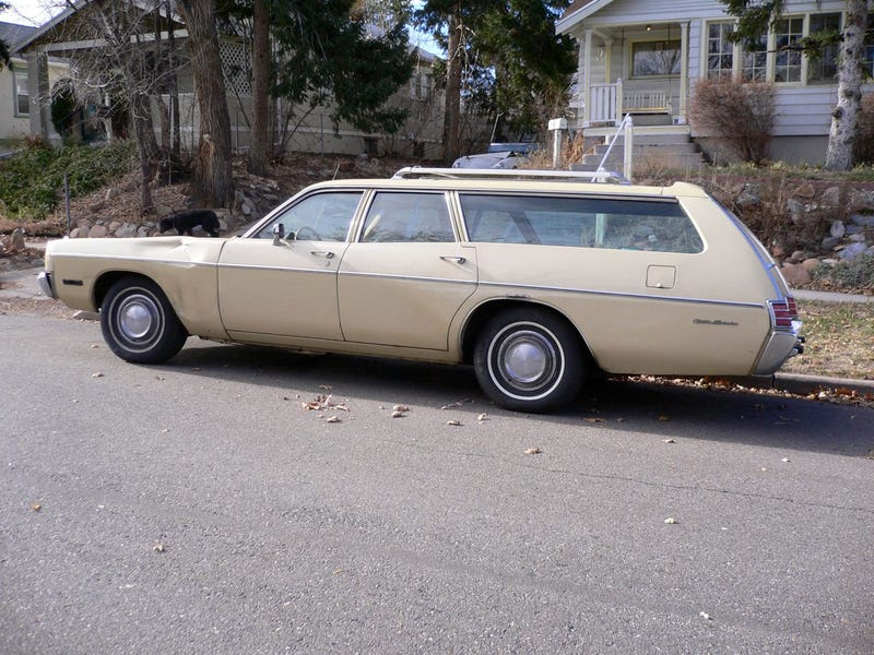 Circling The Wagons In Denver: Chevy Biscayne, Olds Cutlass, And Plymouth Suburban