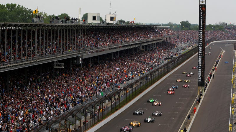 IndyCar's Second Race At The Indy Motor Speedway Is An Awful Idea