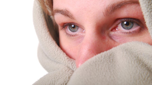 Why Women Are Always Freezing Cold