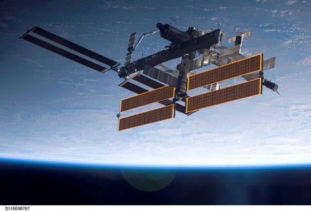Cooling Pump Malfunction Shuts Down Parts of the ISS