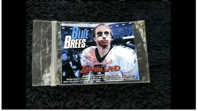 Drew Brees Is Now Being Used To Sell Bath Salts (The Kind You Smoke)