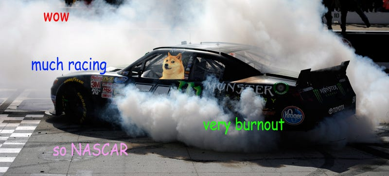 How Doge Could Come To NASCAR