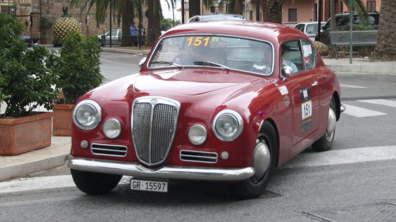 Fiat's CEO Decided It's Best To Kill Lancia