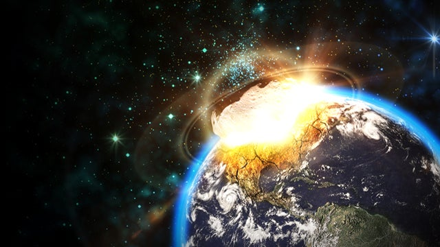 Giant Asteroid Flying by Earth Tonight; Everyone Try Not to Die