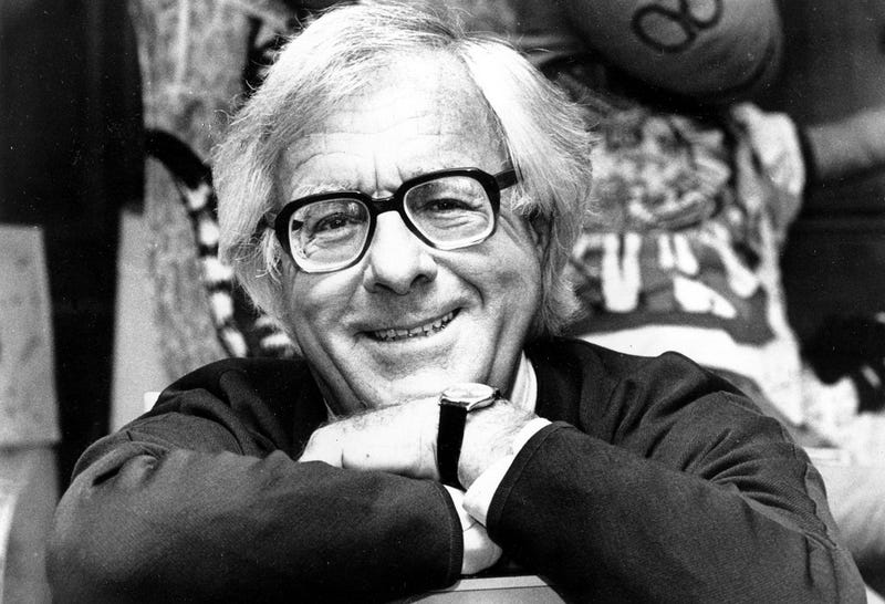 Ray Bradbury's Biographer: 'He Was Who He Always Maintained He Was'
