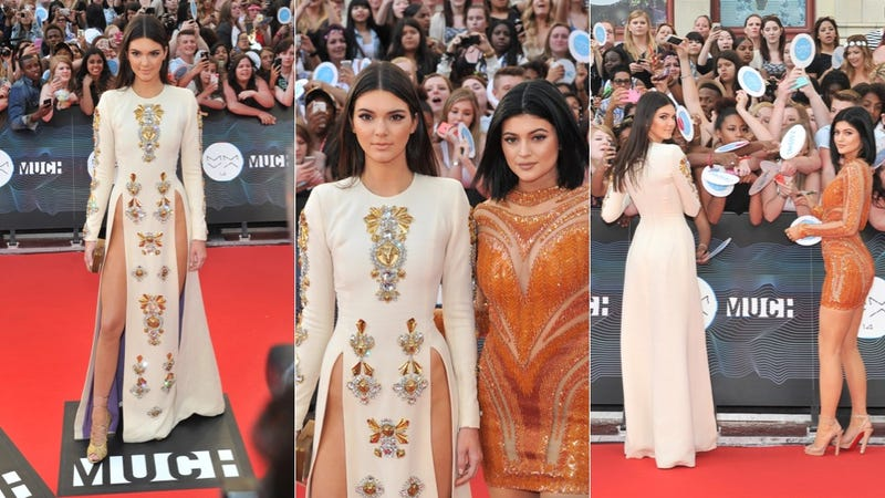 Kendall Jenner's Dress Is Really Hip
