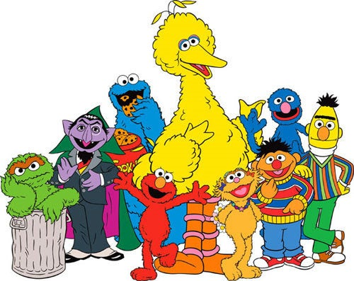 Warner Bros. Moves Onto Sesame Street