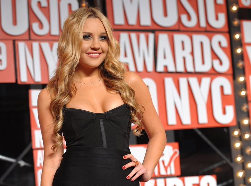 Amanda Bynes Accused of Fourth Hit-And-Run in As Many Months