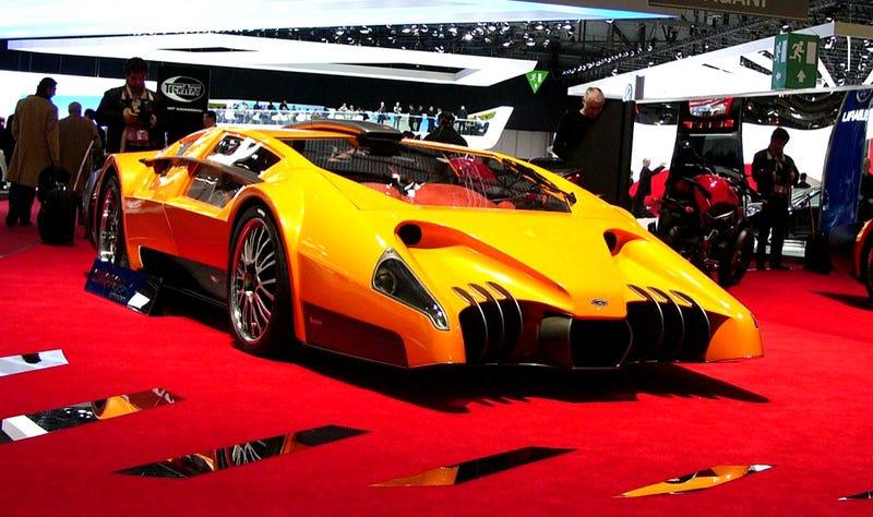 Sbarro Autobau: The Ugliest Car We've Ever Seen