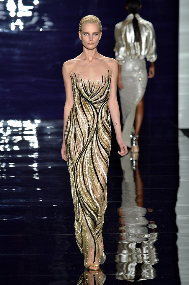 Reem Acra, for the Effortlessly Glamorous Oscar Nominee in You