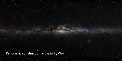 How to take pictures of the Milky Way without leaving the galaxy