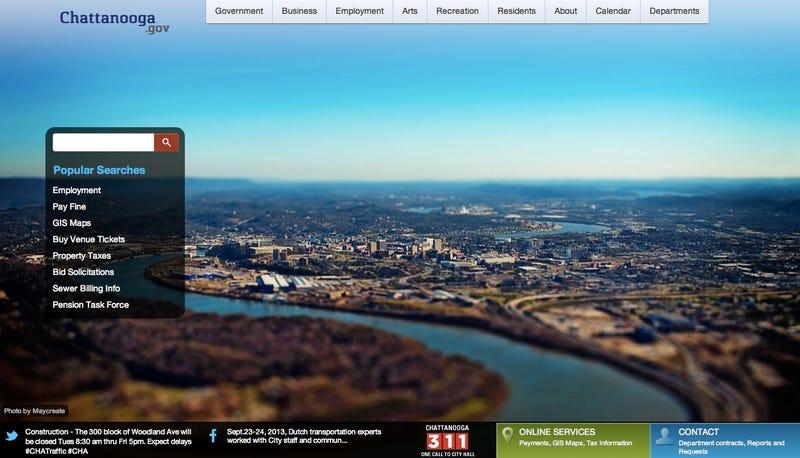 How Seven Cities Designed Surprisingly Great Websites