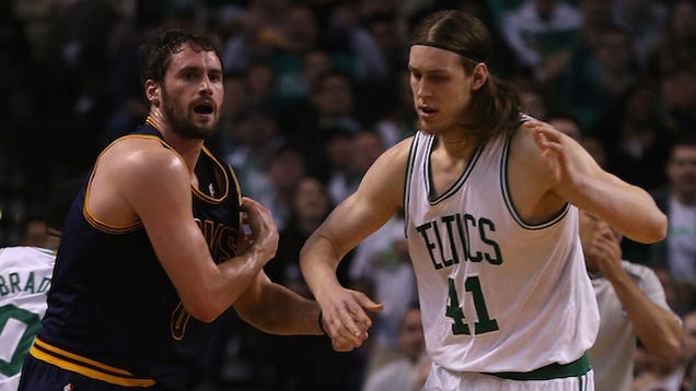 Kevin Love Says Kelly Olynyk Injured His Shoulder On Purpose
