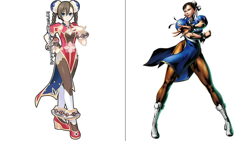 ​Iconic Video Game Series Reimagined as Anime Girls