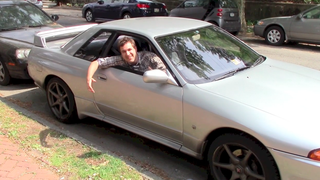 Here's How To Drive A Right-Hand Drive Nissan Skyline GT-R In America