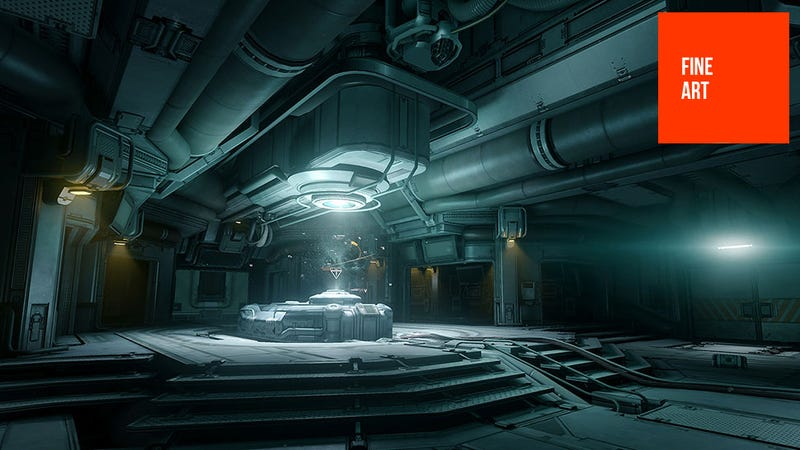 Having Helped Build Halo 4, He's Now Building Worlds At Valve