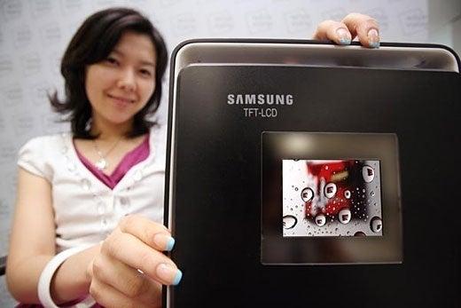 Samsung LCD to Enable Bigger, Sharper Viewscreens on Digital Cameras