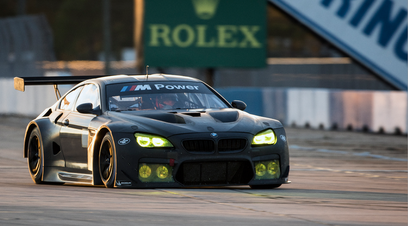 The Bmw M6 Gtlm Is The Grim Reaper Of Endurance Racers