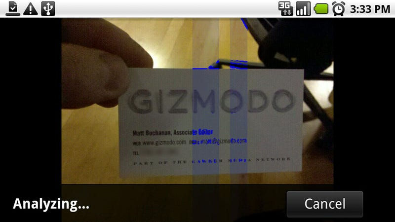 Google Goggles: Google's Scary Good Visual Search App