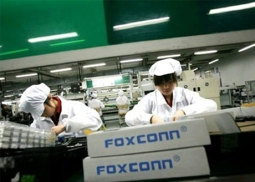 "Foxconn's Latest In Suicide Prevention? Hiring ""Mature"" Workers"