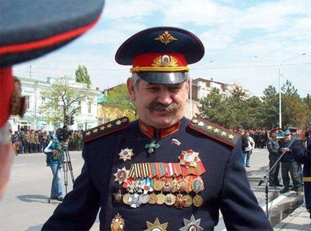 Audio Links Controversial Pro-Russian Cossack Leader to MH17 Attack