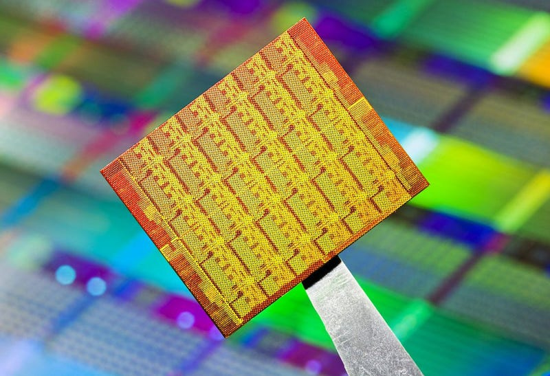 Intel Demonstrates Programmable 48-Core Chip