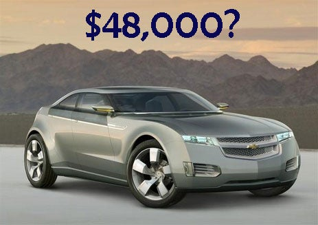 Chrysler's Press Claims Japan Paid 100% Of Toyota Prius Hybrid, Battery Development; Lutz Says Volt Could Cost $48,000