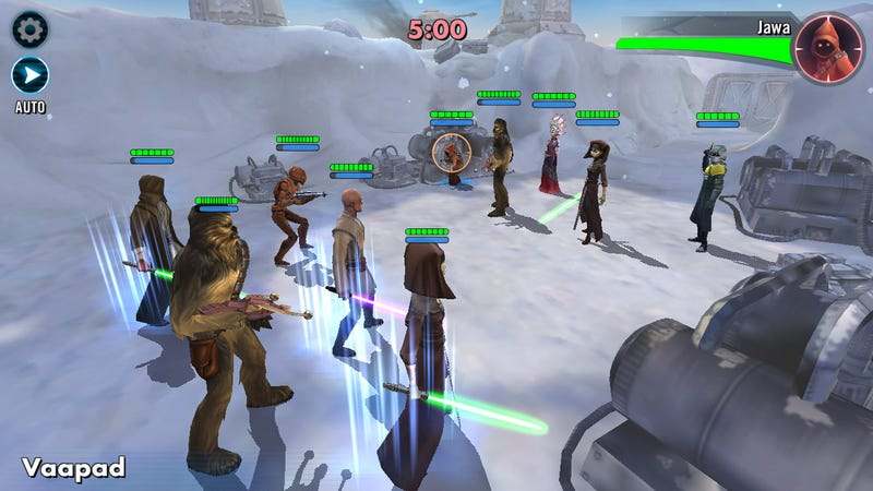 The Star Wars Game I've Played Every Day For Three Months Straight