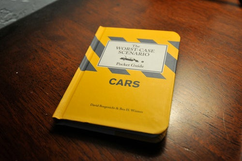 The Worst-Case Scenario Pocket Guide: Cars by David Borgenicht & Ben H. Winters