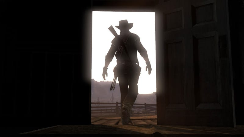A Crazy, Paranoid Story From Red Dead Redemption's Development