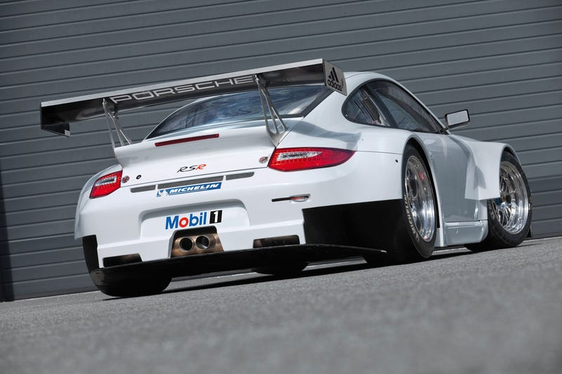 2012 Porsche 911 GT3 RSR is a 997 to remember