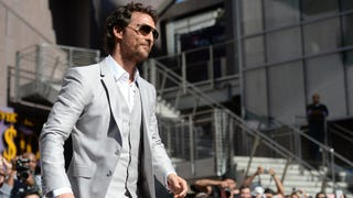 Matthew McConaughey Will Make $135,000 for That Commencement Speech